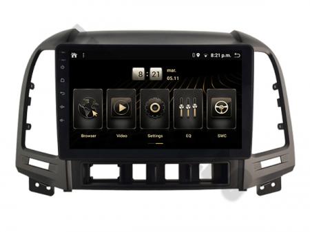 Navigatie Android Hyundai Santa Fe PX6   AutoDrop.ro [2]