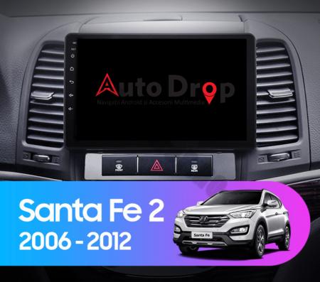 Navigatie Android Hyundai Santa Fe PX6   AutoDrop.ro [17]