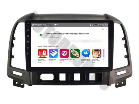 Navigatie Android Hyundai Santa Fe PX6   AutoDrop.ro [13]