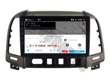 Navigatie Android Hyundai Santa Fe PX6   AutoDrop.ro [10]