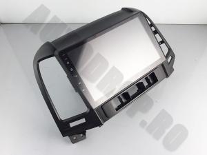 NAVIGATIE Hyundai Santa Fe 2006-2012, ANDROID 9.1, QUADCORE MTK / 1GB RAM + 16GB ROM, 9 INCH - AD-BGPSANTAFEMTK1GB15