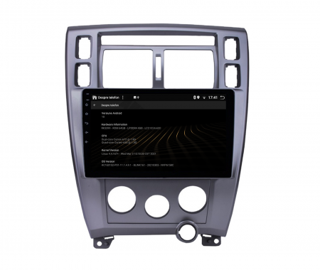 Navigatie Android 10 Hyundai Tucson PX6 | AutoDrop.ro [14]