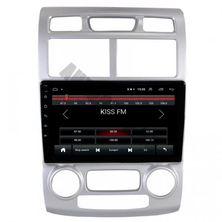 NAVIGATIE Kia Sportage (2005-2010) A/C, ANDROID 9.1, QUADCORE|MTK|/ 2GB RAM + 32GB ROM, 9 INCH - AD-BGPSAGEMTK2GB1