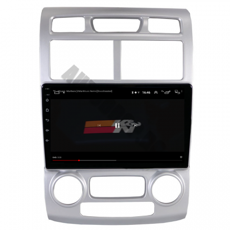 NAVIGATIE Kia Sportage (2005-2010) A/C, ANDROID 9.1, QUADCORE|MTK|/ 2GB RAM + 32GB ROM, 9 INCH - AD-BGPSAGEMTK2GB16