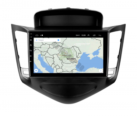 Navigatie Android Chevrolet Cruze | AutoDrop.ro [10]
