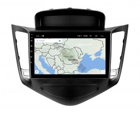 Navigatie Android Chevrolet Cruze 2+32GB | AutoDrop.ro [10]