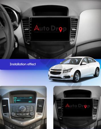 Navigatie Android Chevrolet Cruze 2+32GB | AutoDrop.ro [16]