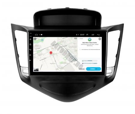 Navigatie Android Chevrolet Cruze 2+32GB | AutoDrop.ro [11]