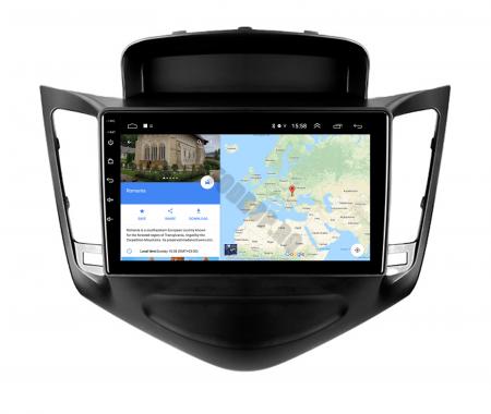 Navigatie Android Chevrolet Cruze 2+32GB | AutoDrop.ro [9]