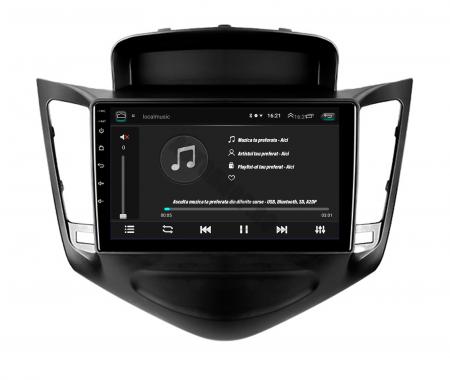 Navigatie Android Chevrolet Cruze 2+32GB | AutoDrop.ro [3]