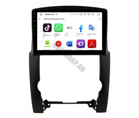 Navigatie Android Kia Sorento 2+32GB   AutoDrop.ro [12]