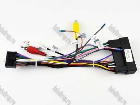 NAVIGATIE Kia Sportage 2010-2012, ANDROID 10, Quadcore|PX30|/ 2GB RAM + 16GB ROM cu DVD, 7 Inch - AD-BGWKIASA1P319