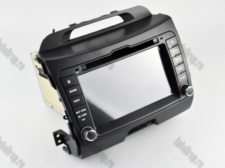 NAVIGATIE Kia Sportage 2010-2012, ANDROID 10, Octacore|PX5|/ 4GB RAM + 64GB ROM cu DVD, 7 Inch - AD-BGWKIASA1P517