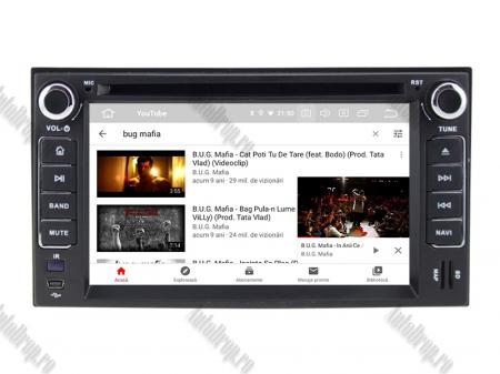 NAVIGATIE Kia, ANDROID 9, Quadcore|PX30|/ 2GB RAM + 16GB ROM cu DVD, 7 Inch - AD-BGWKIAP312