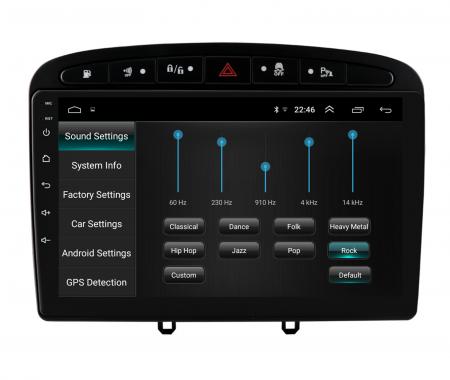Navigatie Android Peugeot 308/408 2GB   AutoDrop.ro [13]