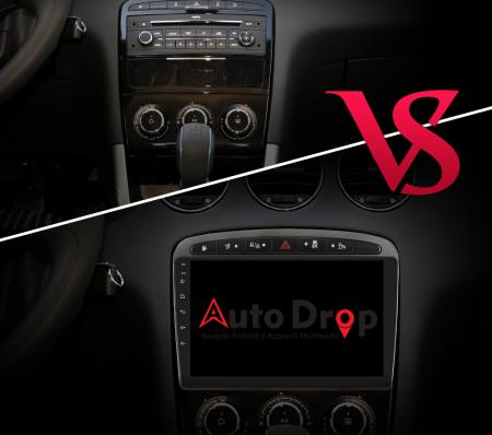 Navigatie Android Peugeot 308/408   AutoDrop.ro [15]