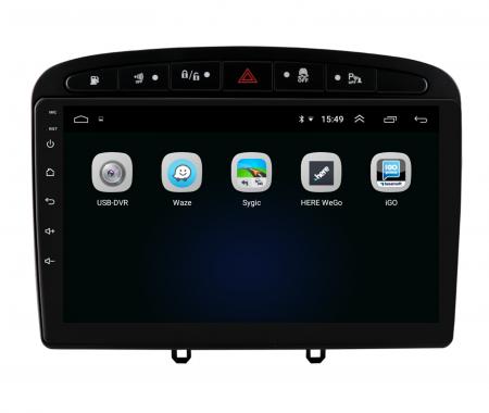 Navigatie Android Peugeot 308/408 2GB   AutoDrop.ro [4]