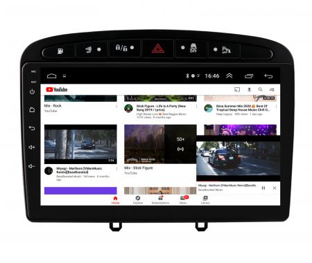 Navigatie Android Peugeot 308/408   AutoDrop.ro [14]