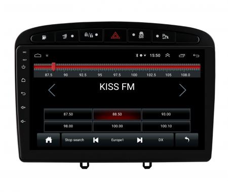 Navigatie Android Peugeot 308/408 2GB   AutoDrop.ro [1]