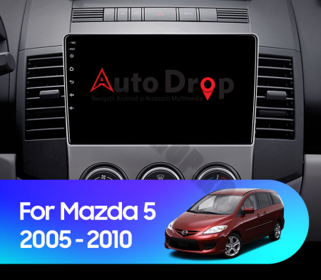 Navigatie Android Mazda 5 1+16GB | AutoDrop.ro [14]