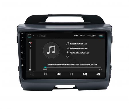 Navigatie Android Kia Sportage 2010-2016 2GB | AutoDrop.ro [4]
