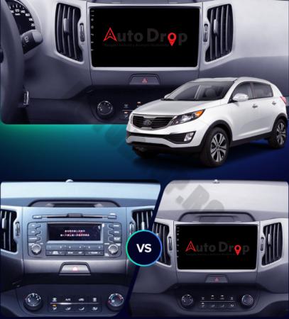 Navigatie Android Kia Sportage 2010-2016 2GB | AutoDrop.ro [17]