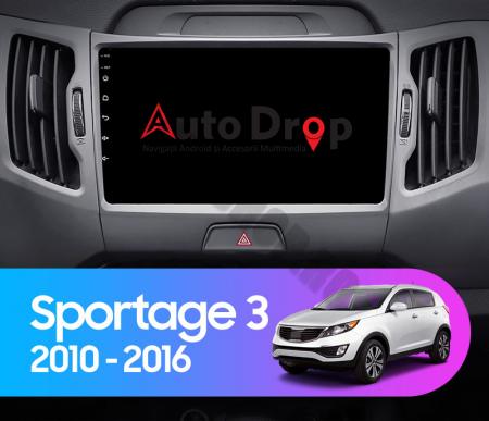 Navigatie Android Kia Sportage 2010-2016 2GB | AutoDrop.ro [16]
