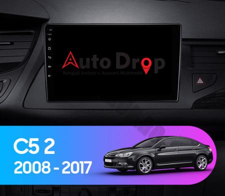 Navigatie Android Citroen C5 2+32GB | AutoDrop.ro [15]