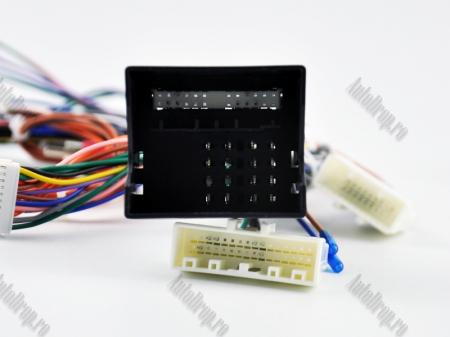 NAVIGATIE Megane 3, ANDROID 9, Quadcore|PX30|/ 2GB RAM + 16GB ROM cu DVD, 7 Inch - AD-BGWMG3P3-S19