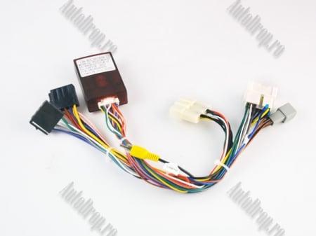 NAVIGATIE Renault Clio, ANDROID 9, Quadcore PX30 / 2GB RAM + 16GB ROM, 7 Inch - AD-BGWCLIOP322