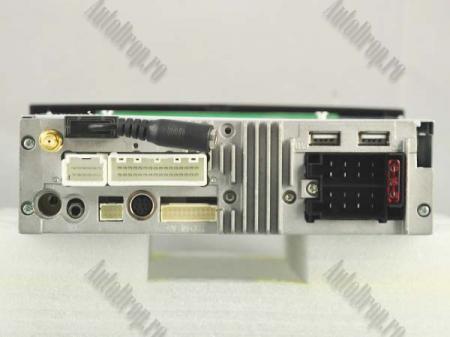 NAVIGATIE Megane 2, ANDROID 9, Quadcore|PX30|/ 2GB RAM + 16GB ROM cu DVD, 7 Inch - AD-BGWMG2HP319