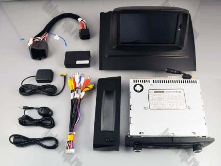 NAVIGATIE Megane 2, ANDROID 9, Quadcore|PX30|/ 2GB RAM + 16GB ROM cu DVD, 7 Inch - AD-BGWMG2HP316