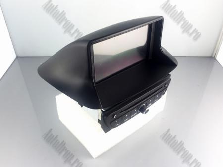 NAVIGATIE Megane 3, ANDROID 9, Quadcore|PX30|/ 2GB RAM + 16GB ROM cu DVD, 7 Inch - AD-BGWMG3P3-B17