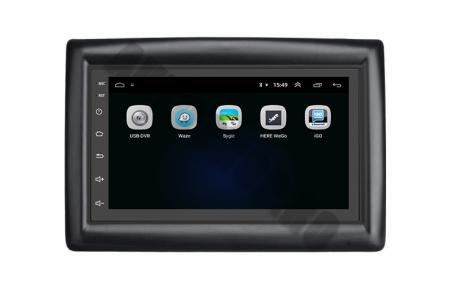 NAVIGATIE Renault MEGANE 2 (2002-2009), ANDROID 9.1, QUADCORE|MTK| / 2GB RAM + 32GB ROM, 7 INCH - AD-BGPMEGANE27MTK2GB4