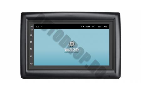 NAVIGATIE Renault MEGANE 2 (2002-2009), ANDROID 9.1, QUADCORE|MTK| / 2GB RAM + 32GB ROM, 7 INCH - AD-BGPMEGANE27MTK2GB7