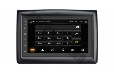 NAVIGATIE Renault MEGANE 2 (2002-2009), ANDROID 9.1, QUADCORE|MTK| / 2GB RAM + 32GB ROM, 7 INCH - AD-BGPMEGANE27MTK2GB8