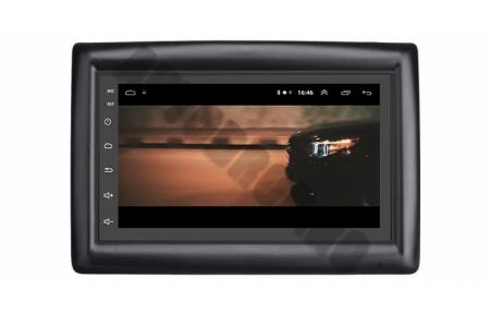 NAVIGATIE Renault MEGANE 2 (2002-2009), ANDROID 9.1, QUADCORE|MTK| / 2GB RAM + 32GB ROM, 7 INCH - AD-BGPMEGANE27MTK2GB17