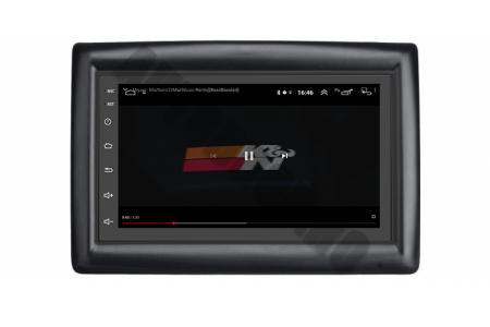NAVIGATIE Renault MEGANE 2 (2002-2009), ANDROID 9.1, QUADCORE|MTK| / 2GB RAM + 32GB ROM, 7 INCH - AD-BGPMEGANE27MTK2GB13