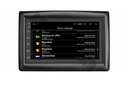 NAVIGATIE Renault MEGANE 2 (2002-2009), ANDROID 9.1, QUADCORE|MTK| / 2GB RAM + 32GB ROM, 7 INCH - AD-BGPMEGANE27MTK2GB6