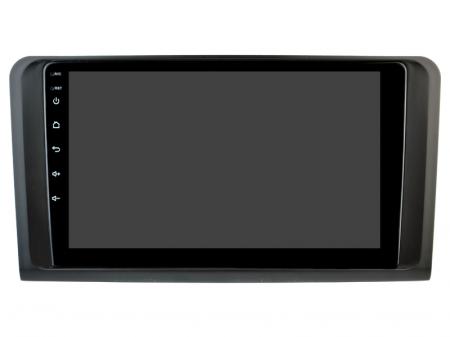 NAVIGATIE MERCEDES BENZ ML W164 / GL X164, ANDROID 9.1, QUADCORE|MTK| / 1GB RAM + 16GB ROM, 9 INCH - AD-BGPML9MTK20