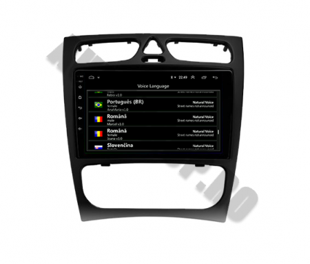 Navigatie Mercedes C-Class W203 / CLK | AutoDrop.ro [10]