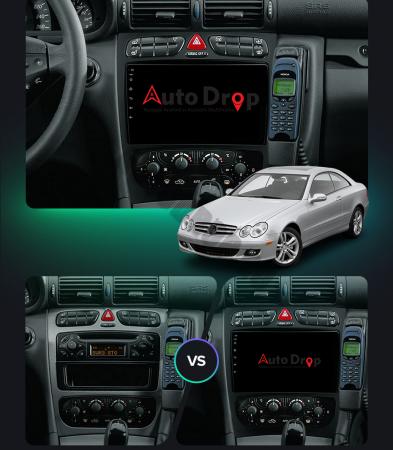 Navigatie Mercedes C-Class W203 / CLK PRO   AutoDrop.ro [19]