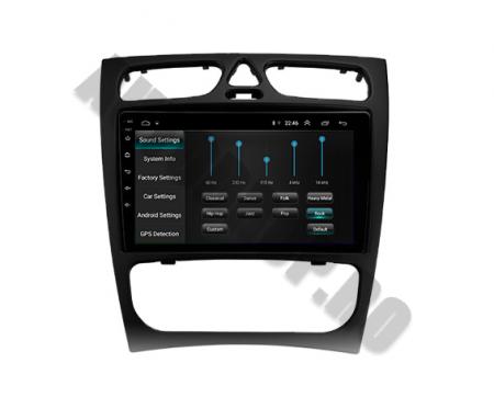 Navigatie Mercedes C-Class W203 / CLK | AutoDrop.ro [11]