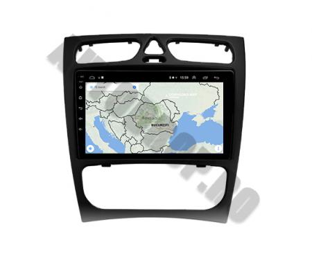 Navigatie Mercedes C-Class W203 / CLK | AutoDrop.ro [6]
