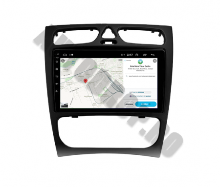 Navigatie Mercedes C-Class W203 / CLK | AutoDrop.ro [7]
