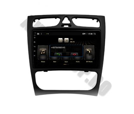 Navigatie Merdeces Benz C-Class / CLK PX6   AutoDrop.ro [4]