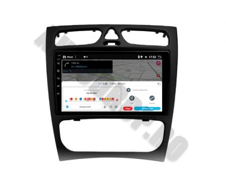 Navigatie Merdeces Benz C-Class / CLK PX6   AutoDrop.ro [13]