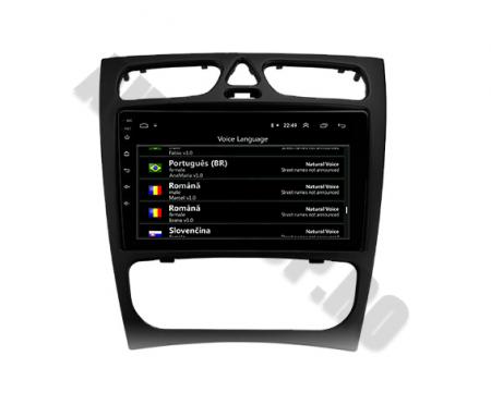 Navigatie Merdeces Benz C-Class / CLK PX6   AutoDrop.ro [14]