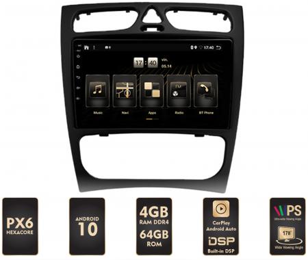 Navigatie Merdeces Benz C-Class / CLK PX6   AutoDrop.ro [0]