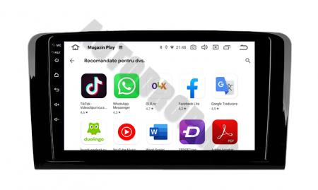 Navigatie Android Merdeces Benz ML/GL PX6 | AutoDrop.ro [9]
